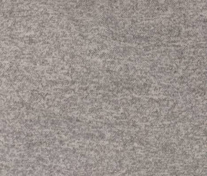 Brushed - Knit Knack Salt and Pepper Grey - 1/2M
