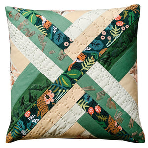 Maypole Pillow Quilt - Paper Pattern