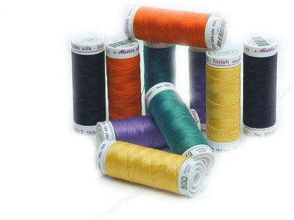 Mettler Cotton Silk Thread 150m