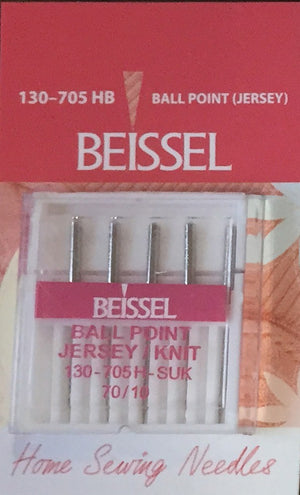 Beissel Ball Point  Needles- size 70
