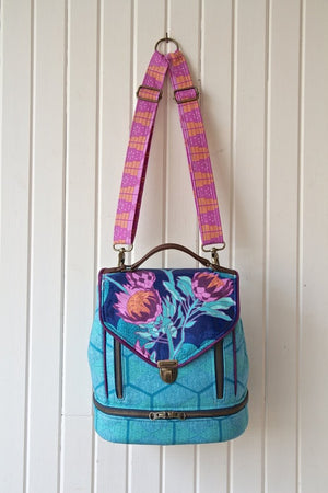 The Clover Convertible Bag - Pattern