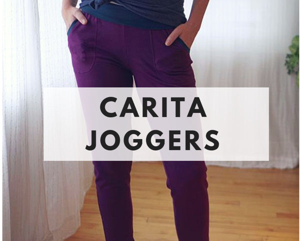 Carita Joggers/Portlander Pants, Girls or Women's Class - October 19th - Weekend Evening