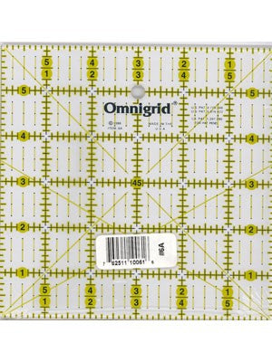 "Omnigrid 6"" x 6"" With Angles"