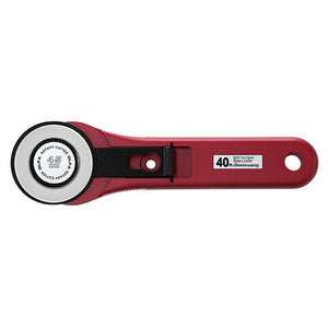 Limited Anniversary Rotary Cutter Ruby - 45mm