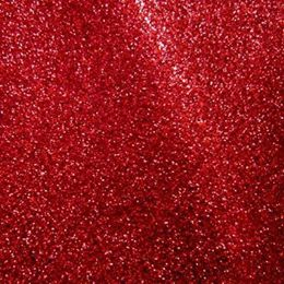 Sparkle Poly Interlock - Red