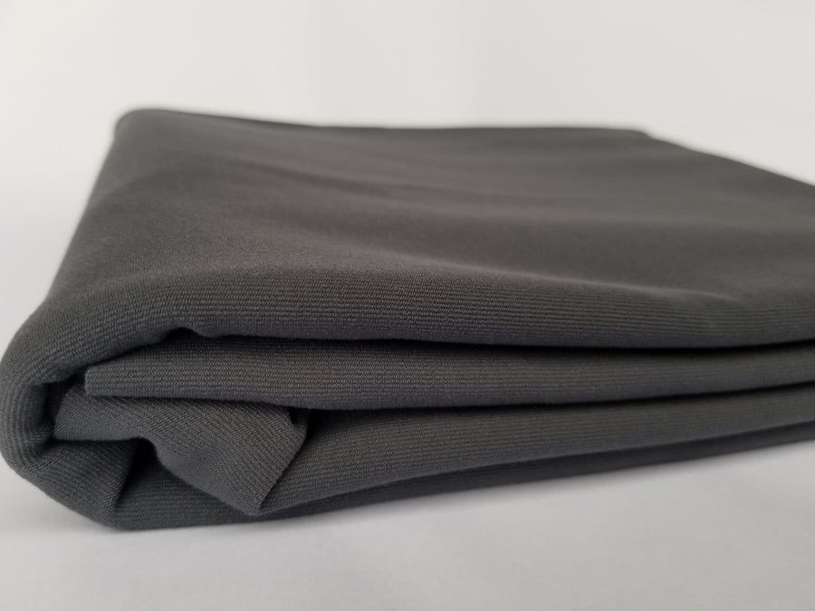 Athletic Wicking Performance Supplex- Grey