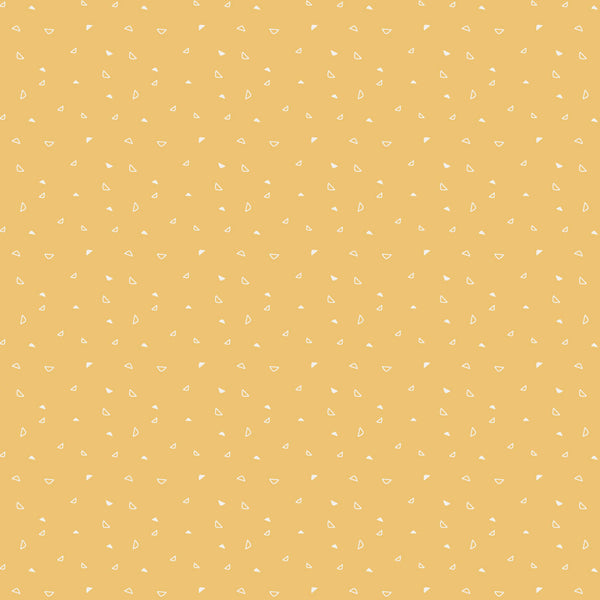 Sweet Bee Designs- Blenders/Yellow - BLE 105 - 1/4M