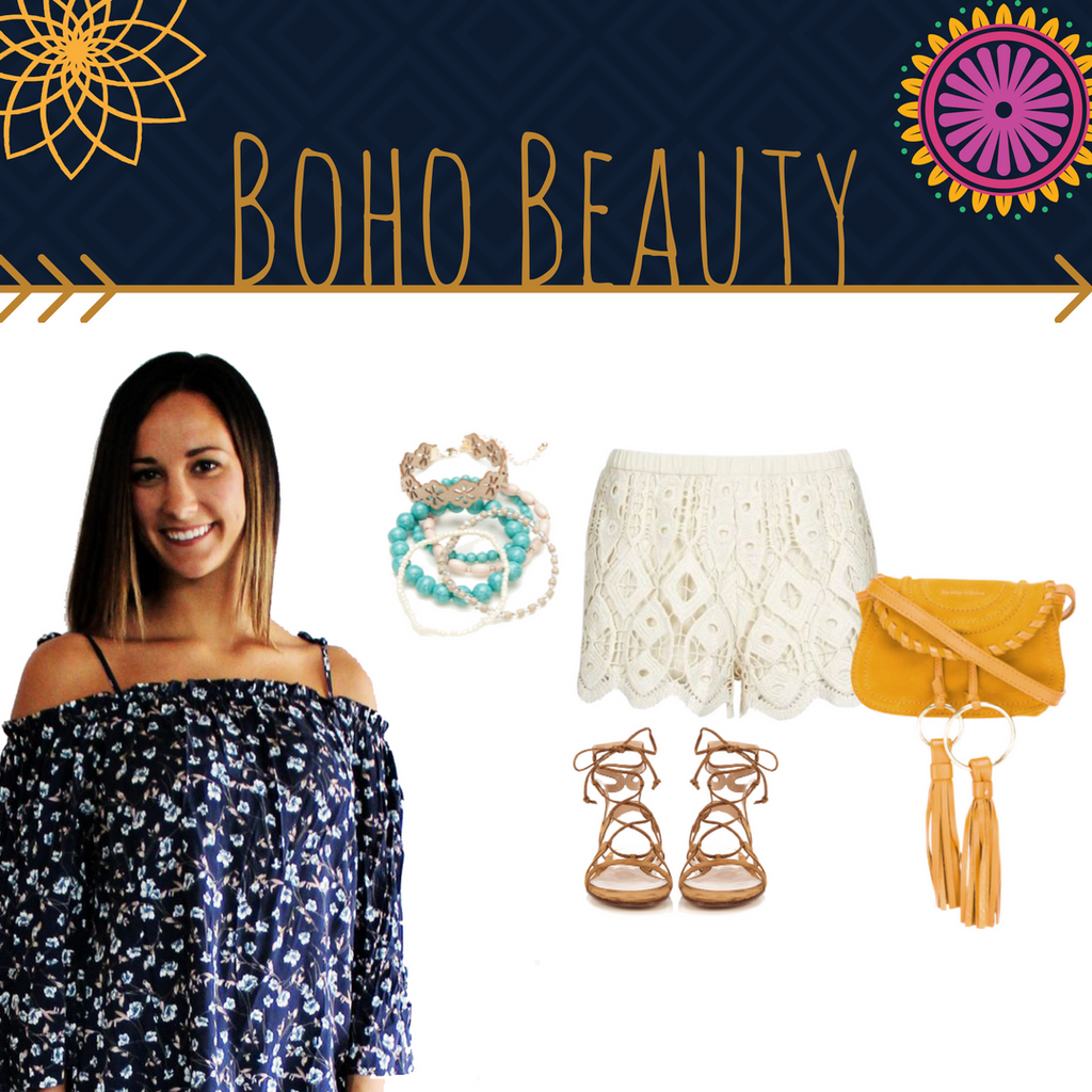 Be a Boho Beauty!