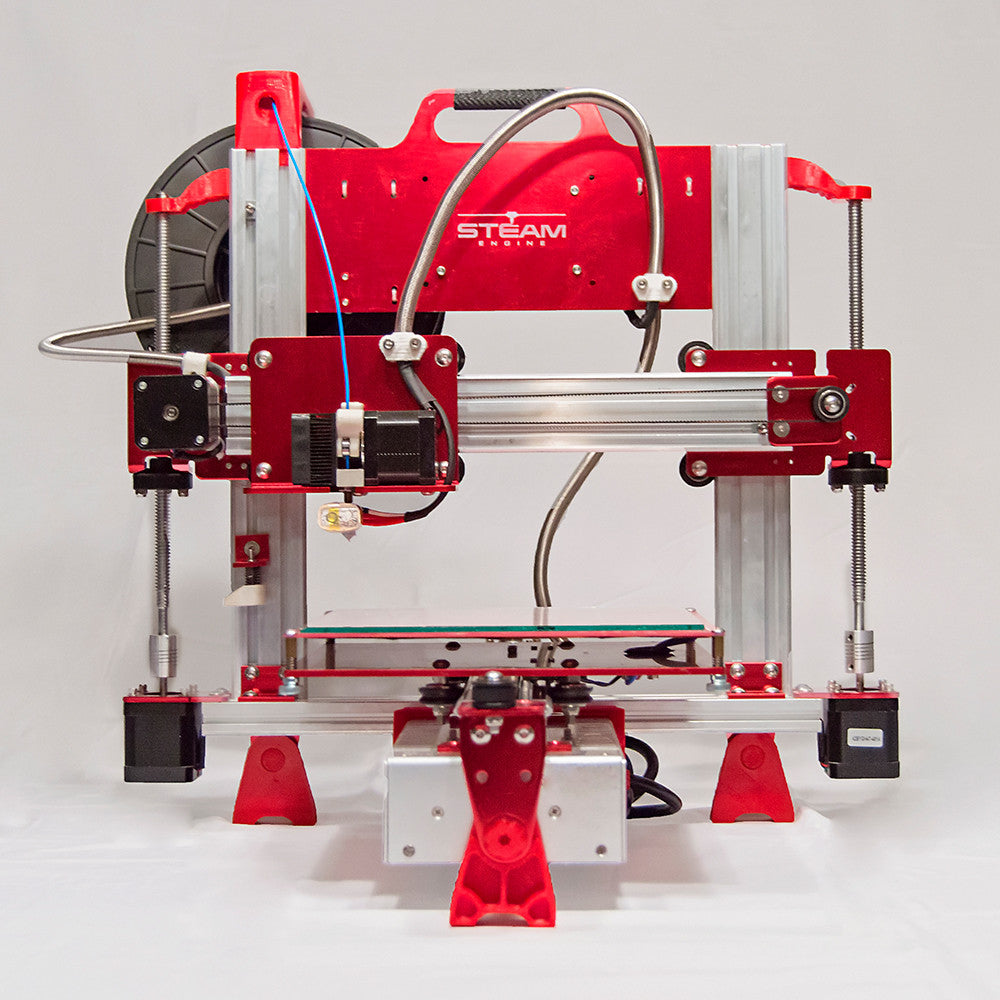 STEAM Engine 3D Printer
