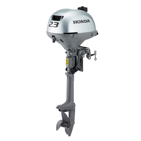 Honda 2.3hp 4-Stroke Outboard Engine with Short Shaft
