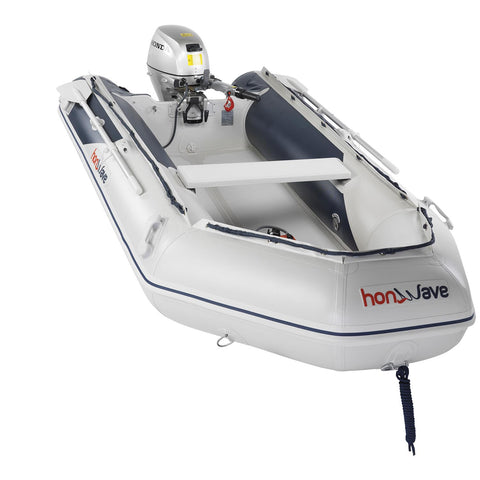 Honda Honwave 3.2m Air V-Floor Inflatable Dinghy - 4 Persons