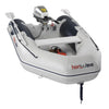 Honda Honwave 2.4m Air V-Floor Inflatable Dinghy - 3 Persons - Rob Perry Marine - Honda