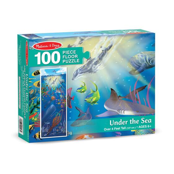 Under the Sea Floor Puzzle Melissa & Doug®