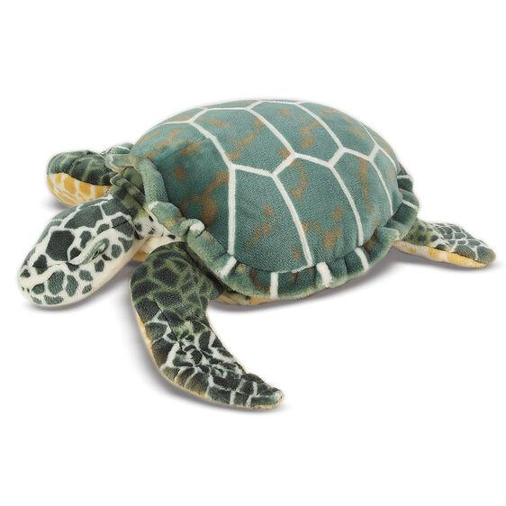 Melissa & Doug Sea Turtle Giant Stuffed Animal