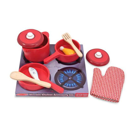 Play Kitchen Accessory Set Melissa & Doug®
