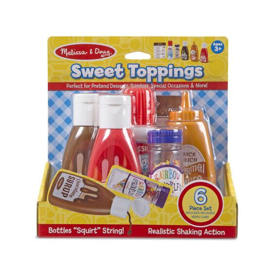 Melissa & Doug Sweet Toppings