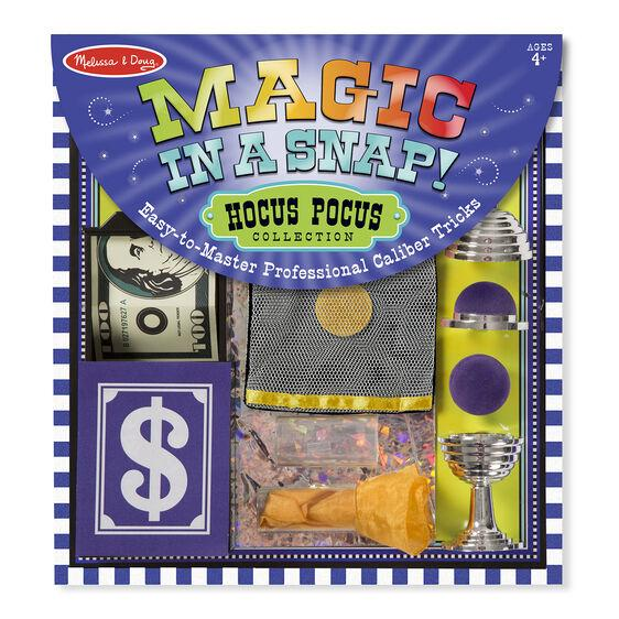 Magic in a Snap! Hocus Pocus Melissa & Doug®