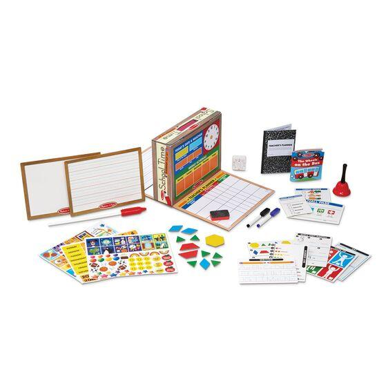 Melissa & Doug School Time: Classroom Play Set