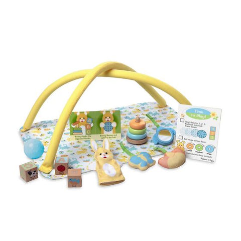 Mine to Love Toy Time Play Set Melissa & Doug®