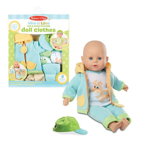 Mine to Love Doll Clothes Melissa & Doug®