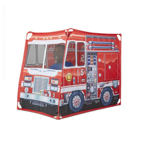 Fire Truck Play Tent Melissa & Doug®