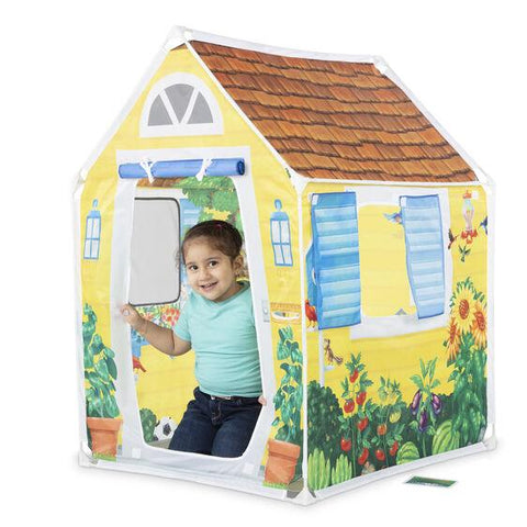 Cozy Cottage Play Tent Melissa & Doug®
