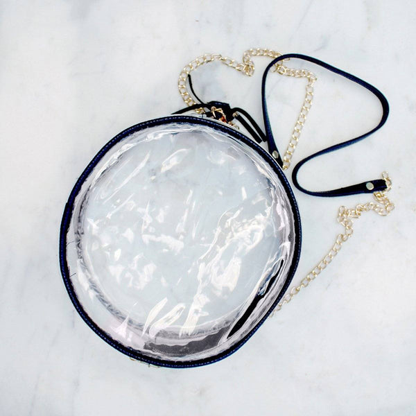 Campus Clear Crossbody