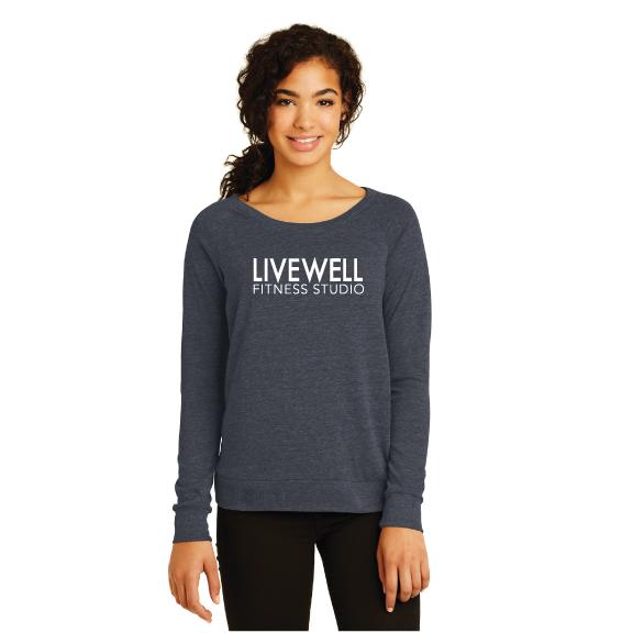 Livewell Slouchy Pullover
