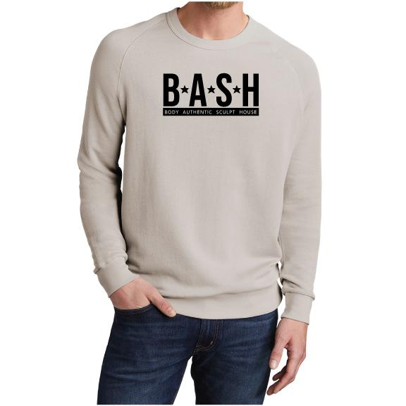 BASH Alternative Washed Terry Sweatshirt