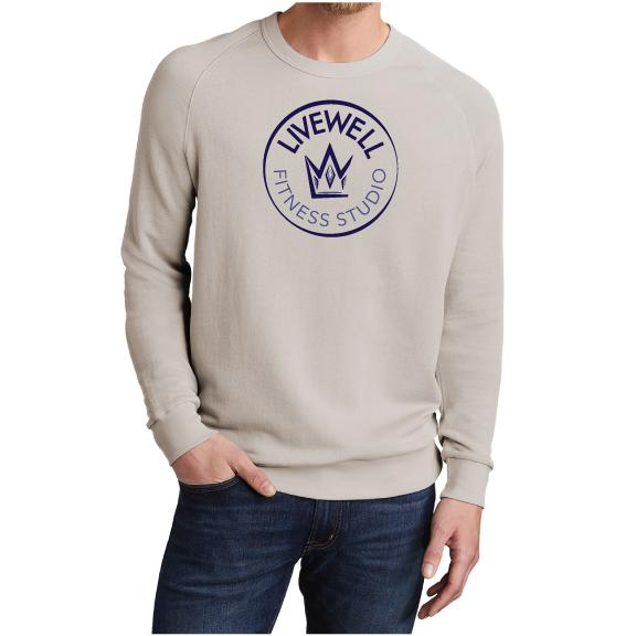 Livewell Alternative Washed Terry Sweatshirt