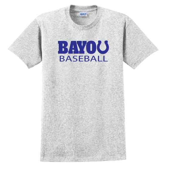 Bayou Athletics Tee **PICK YOUR SPORT**