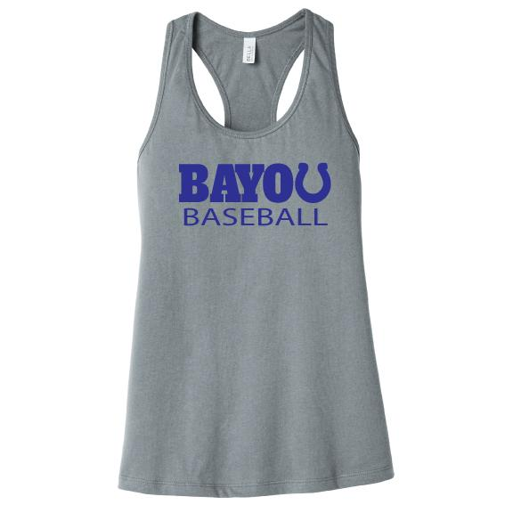 BA Athletics Tank ***PICK YOUR SPORT***