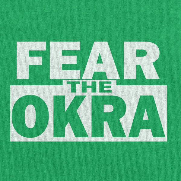 Fear the Okra Tee - Heidisonline