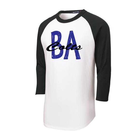 Colts Raglan