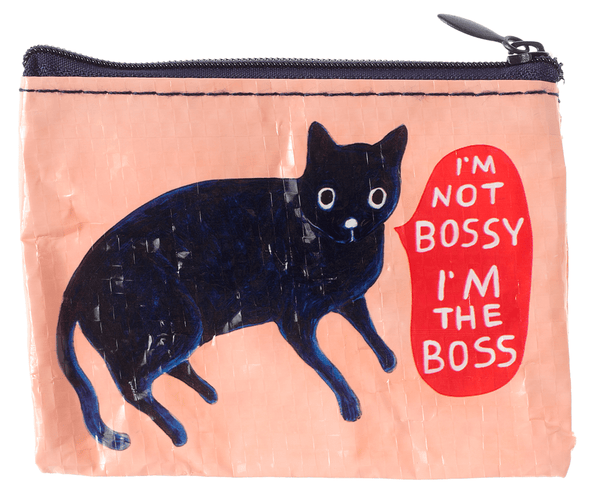 Not bossy coin purse