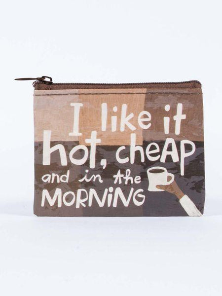 i like it hot coin purse