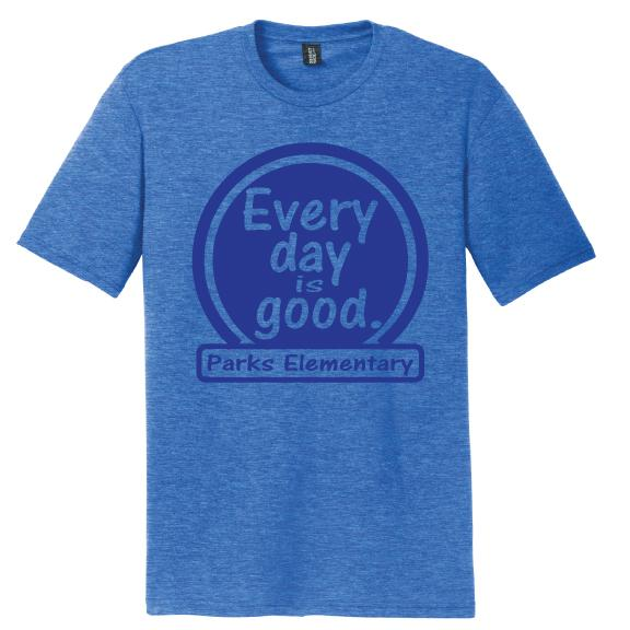Parks Good Day Tee