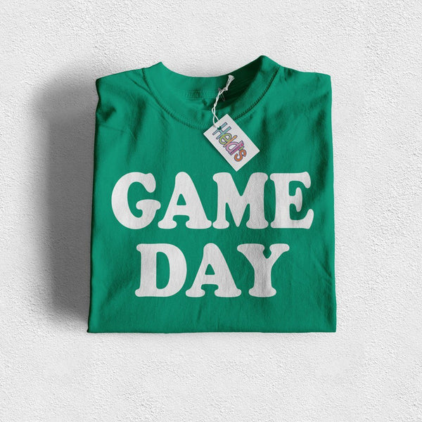 Game Day Retro Tee - Heidisonline