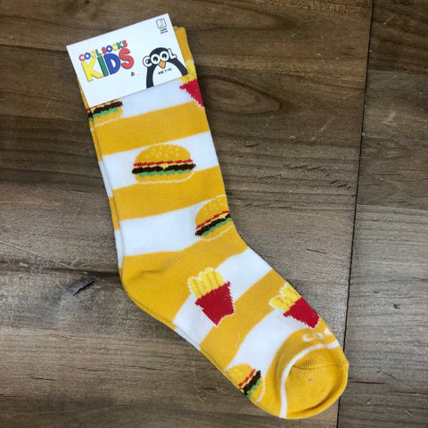 Hamburger Crew Socks Kids