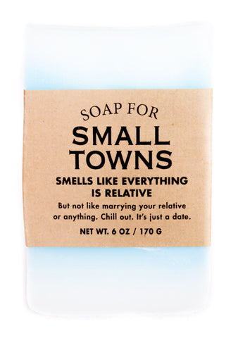 Small Towns Soap