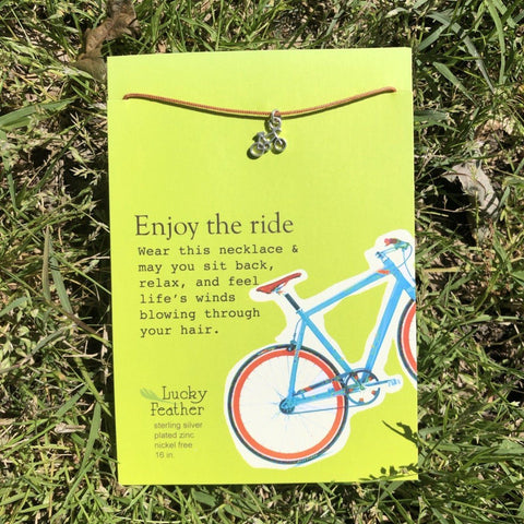 Enjoy the Ride Necklace
