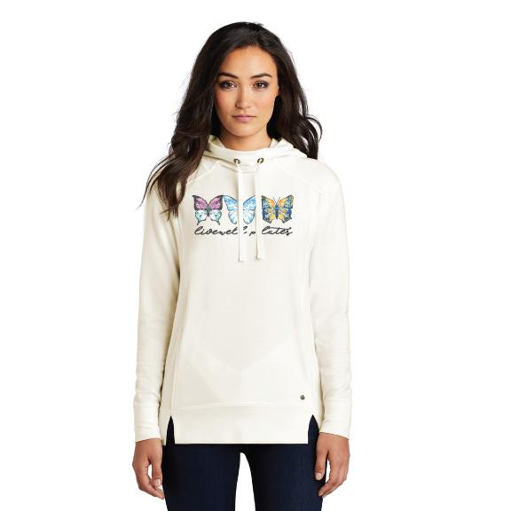 Livewell Pilates Pullover Fleece Pullover