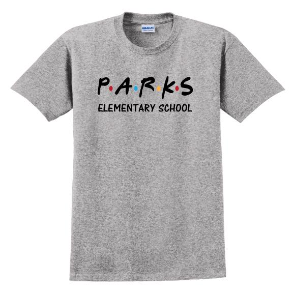 P.A.R.K.S. Elementary Tee
