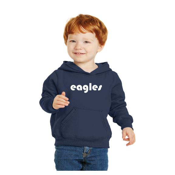 Retro Eagle Toddler Hoodies