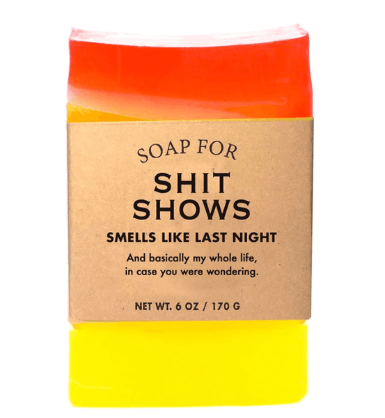 Shit Shows Soap