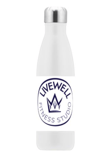 Livewell 17oz Insulated Stainless Steel Waterbottle