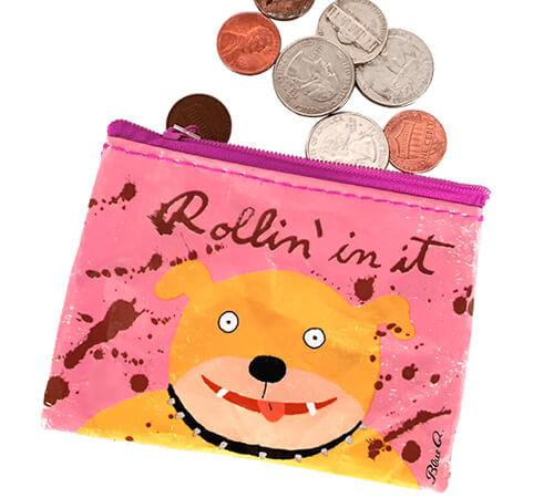 rollin in it coin purse