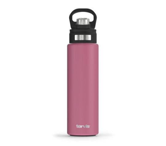 24oz elderberry tervis stainless steel water bottle