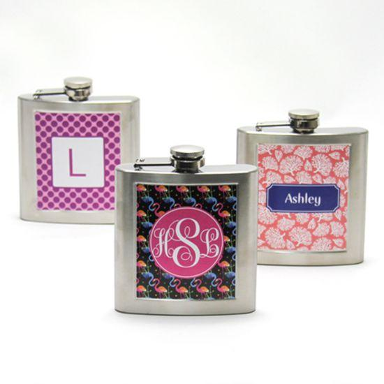 6oz Flasks
