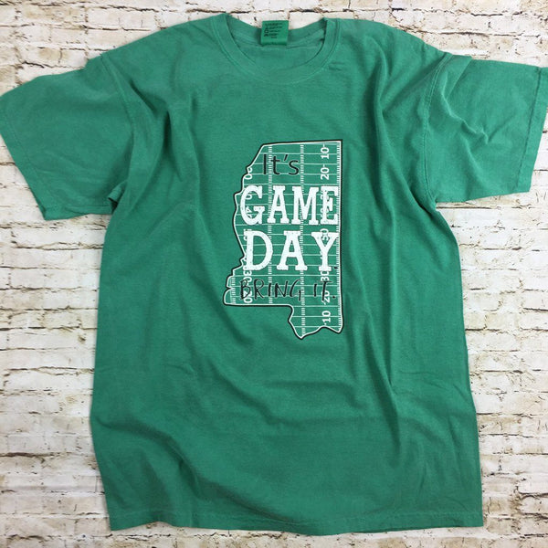 Game Day MS Green - Heidisonline